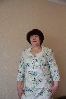 Галина Дмитриевна Галкина