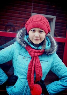 Карина Ягофарова