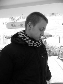 Паша Алексин