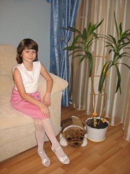 Алёна Белоус