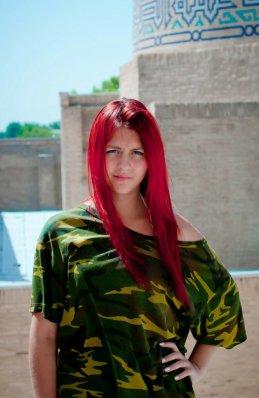 Евгения Пулатова