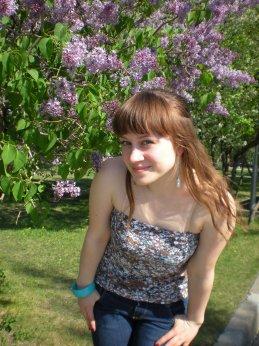 Анастасия Саженина