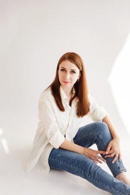 Оксана Жданова