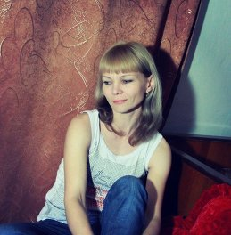 Ольга Cафонова