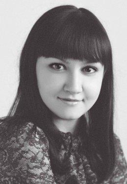Наталия Кузина