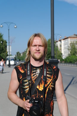 Данил Кукош