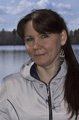 Наталья Салина