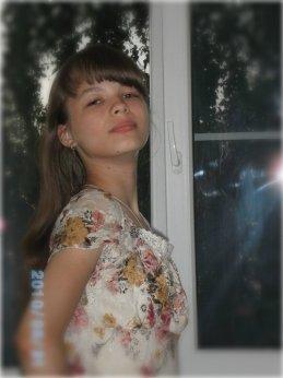 Анастасиюшка Тарасова