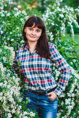 Мария Кудрина