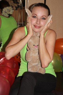 Mila Tarshikova