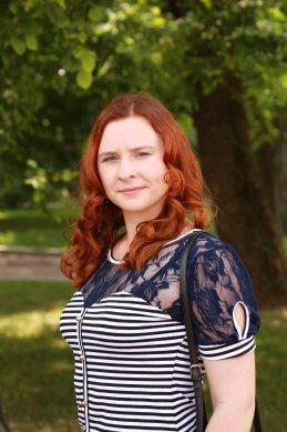 Анна Рыжковская (Егорова)