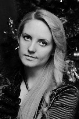 Наташа Куликова