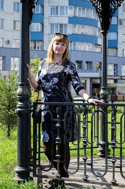 Екатерина Цурикова