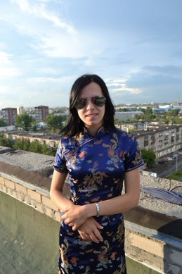 Алина Калачева