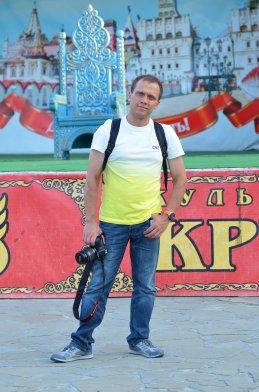 Игорь Ворони