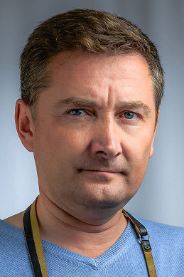 Валерий Славников