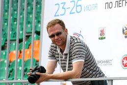 Павел Железняк
