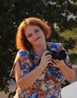 Ольга Стеблецова
