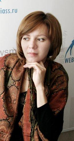 Людмила Правдина