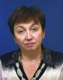 Валентина Родина