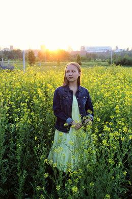 Лиза Игошева