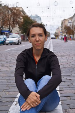 Оксана Попович