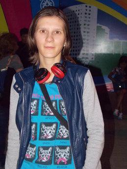 Svetlana Baklykova