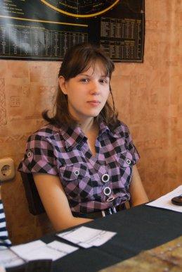 Анастасия Мелешко