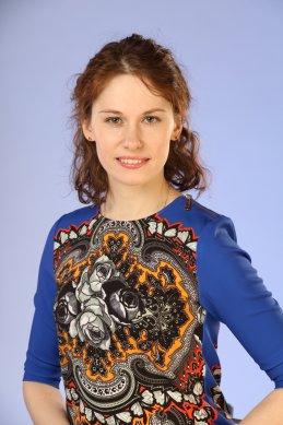 Анна Грицишина