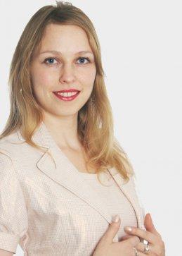 Nadin Kharkina