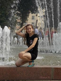 Евгения Мельникова