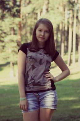 Криcтина Мирошенко