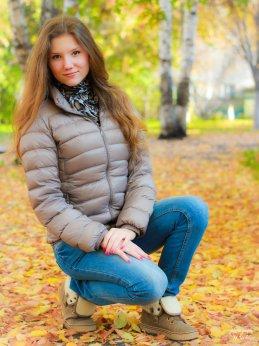 Виктория Юшина