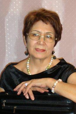 Нина Гомозова