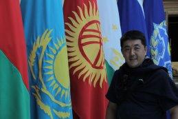 Daniar Zharkynbaev