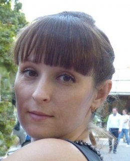 Марина Рыкова