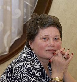 Валентина Харламова
