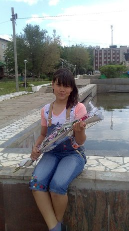 Irinka Gradoboeva