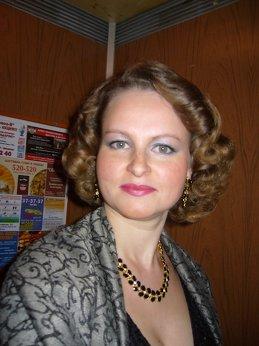 Анна Анисимова (Мурашкина)