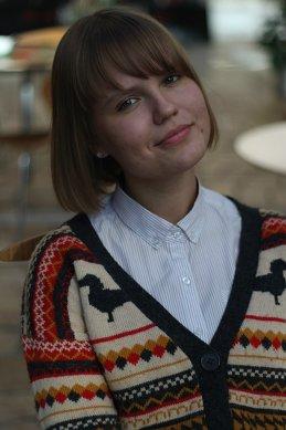 Василина Федотова