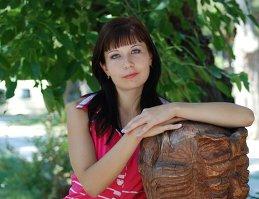 Оксана Чурикова