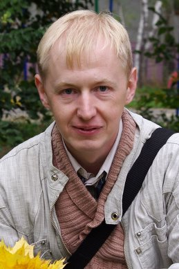 Сергей Канашин