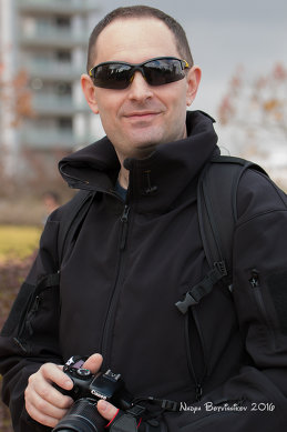 Максим Ботвинников