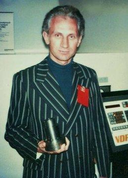Валерий Антипов