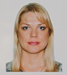 Olga Mercier (студентка NYIP)