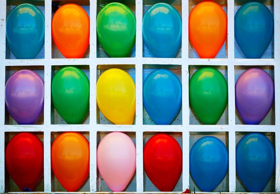 Дартс с воздушными шариками своими руками 10