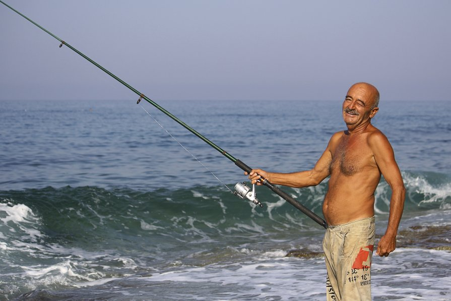 сайт рыбаков с берега