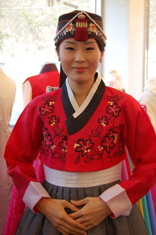Корейский одежда