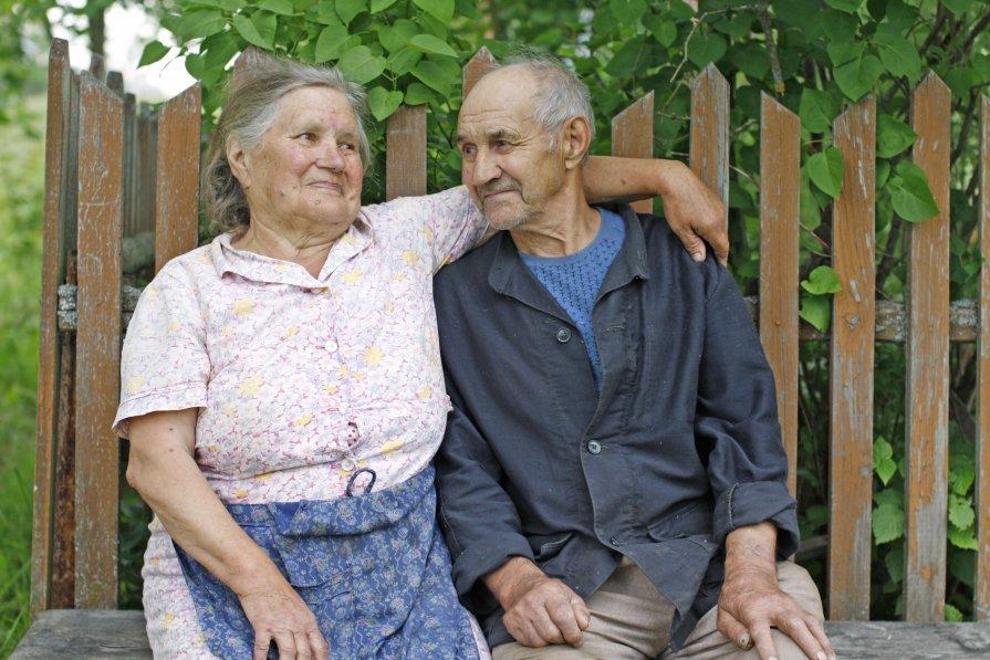 Дед с бабой видио секс