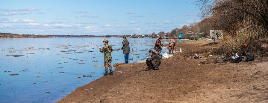 рыбалка в дубне места